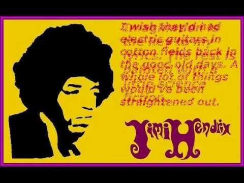 Jimi Hendrix Quotes Video