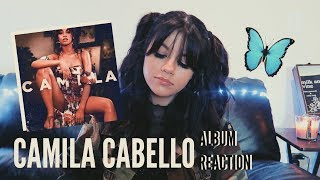 Camila by Camila Cabello Album Reaction