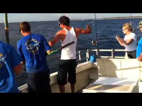 30lb wahoo drift fishing with bar jack fishing and the for Bar jack fishing