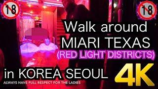 【韓国/ソウル】ミアリテキサス MIARI TEXAS (RED LIGHT DISTRICT) Korea Seoul -just walking- thumbnail