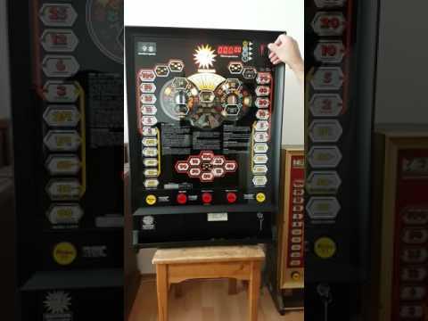 Video Spielautomat merkur disc 3000