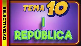 🇪🇸 🆁🅴🆂🆄🅼🅴🅽 10 🌐 Sexenio Democrático [1868-1875] 🄴🅂🄿