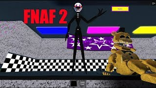 Roblox Fazbear's Pizzeria The Second Attraction FNAF2 (Xbox One X)