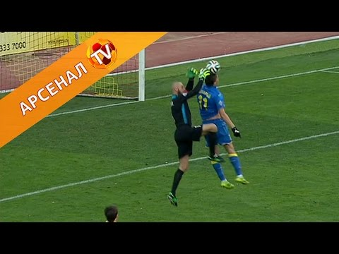 «Арсенал» - «Ростов» 1:1. Как это было