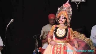 Yakshagana : Chandrahasa Gowda Hosapatla  By Rakshabandana
