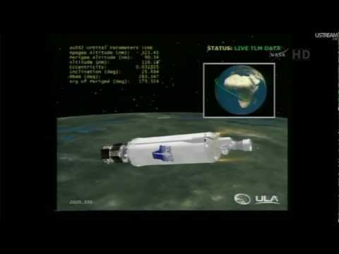 RBSP Complete Launch Coverage NASA HD TV