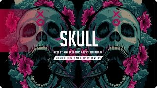 "Dark Trap Beat | Trap Beat Instrumental | ""SKULL"" 