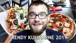 Pizza? Kebab? Ramen? Co będziemy jedli w 2019 roku? | BEKONOLOGIA #25