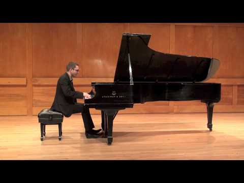 Prokofiev: Sonata No.7 in B-flat Major, Op 83, Mvt II - Matthieu Cognet, piano
