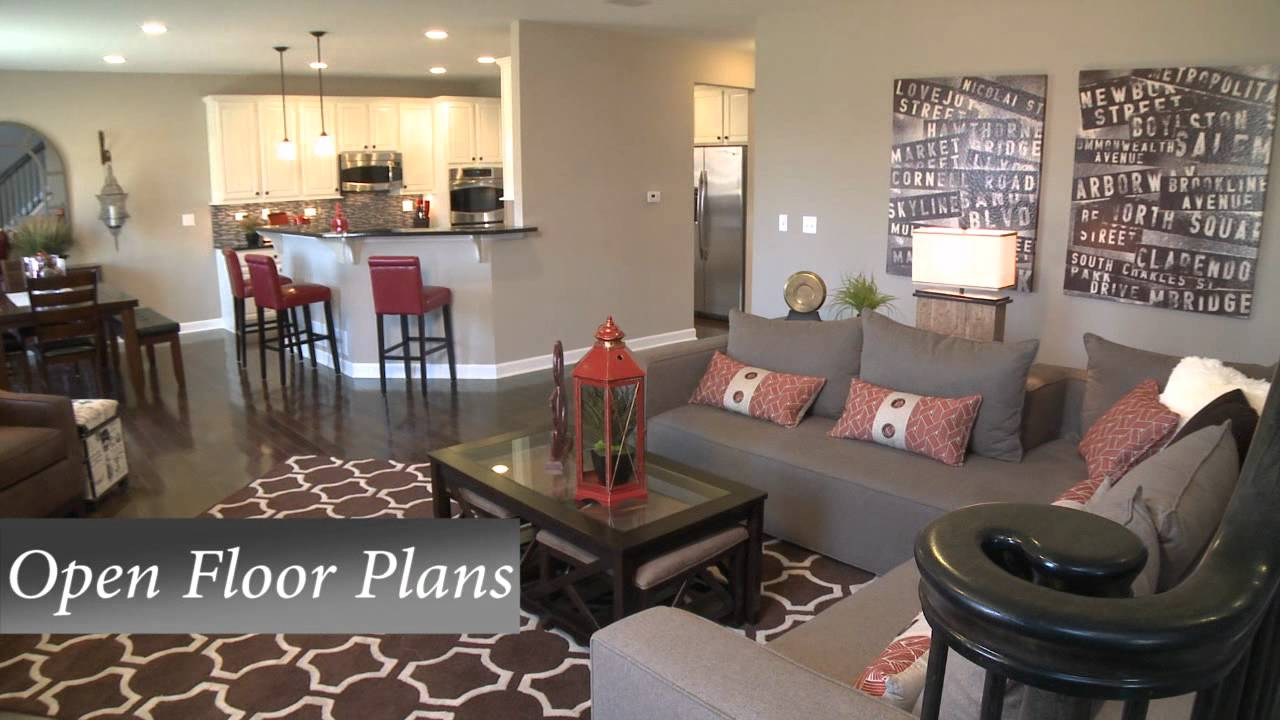 Marvelous K Hovnanian Home Designs Part - 9: New Designer Homes In North Aurora, IL By K Hovnanian Homes - Video Tour By  Home Channel TV