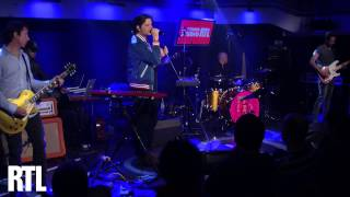 Benjamin Biolay - Profite en live dans le Grand Studio RTL