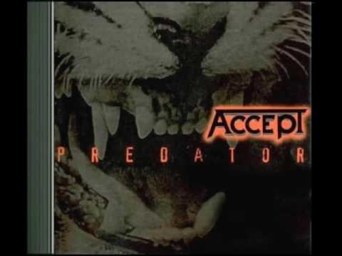 Accept (1996) Predator *Full Album*