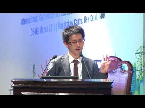 ISGW 2018 | Speaker - Susumu Yoneoka,Asian Development Bank | Grid Modernization