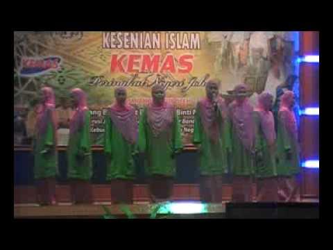 Nasyid Soutul Wardah-Cahaya iman & Insan Mulia Negara Maju
