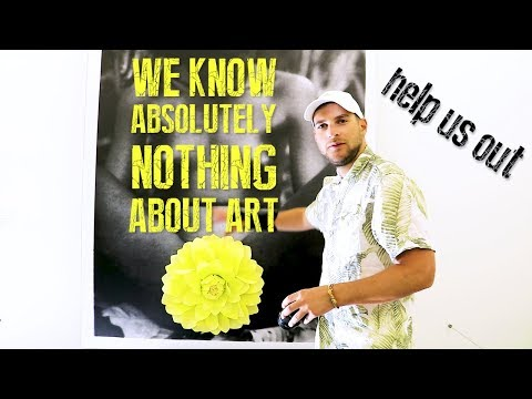 BEING ARTSY FARTSY AT MUSEUM OF CONTEMPORARY AFRICAN ART (VLOG 109)
