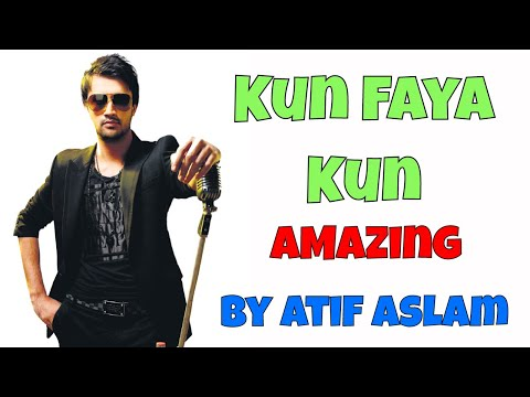 Kun faya kun by Atif Aslam full song in live Concert ( Very Melodious Voice)