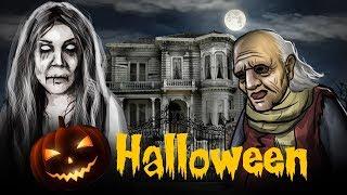 Haunted Halloween Night | Horror Story in Hindi | Khooni Monday E09 🔥🔥🔥