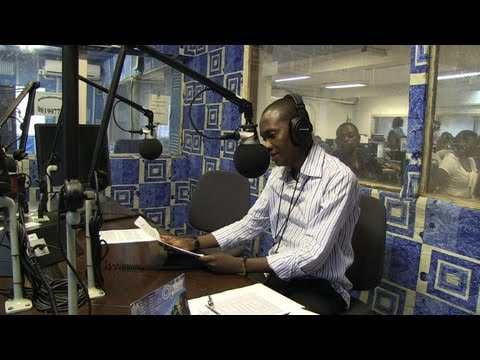 DR Congo govt 'jams UN-backed radio'