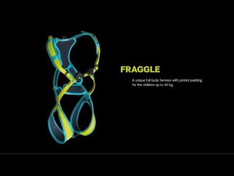 Klettergurt Fraggle : Edelrid fraggle de youtube