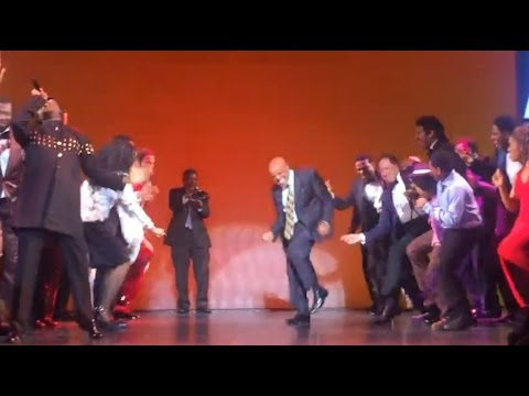Motown the Musical: Opening Night Guest Star - Berry Gordy!