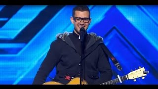 The X Factor Australia 2015 - Auditions - Father Rob Galea