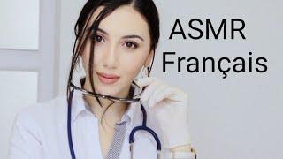 ASMR Examen Médical - RP MEDECIN [ASMR Français /French]