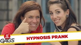 Instant Accomplice - Hypnosis Gone Wrong !