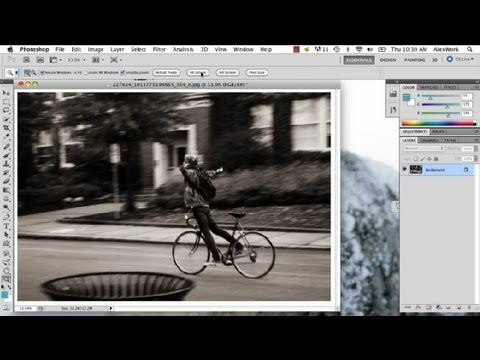 How To Enlarge A Photo Without Pixelating : Photo Editing