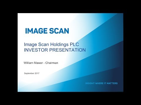 Image Scan Holdings (IGE) presents at Mello September 2017
