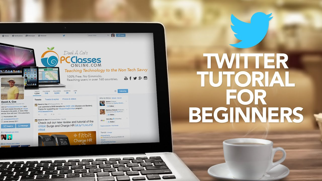 Twitter Tutorial For Beginners