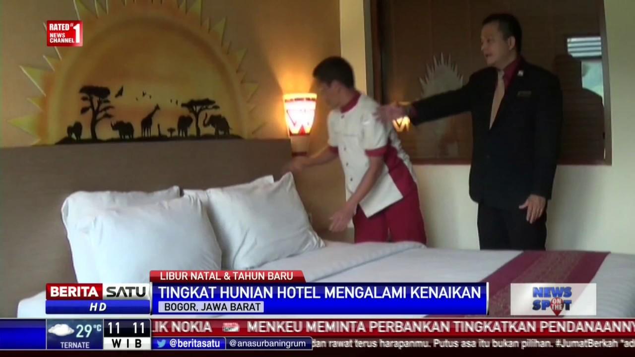 Libur panjang kamar hotel di kawasan puncak penuh youtube for Dekor kamar hotel ulang tahun