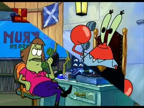 """""""Krab Bop Channel"""" by Chris Kogos but """"bop"""" speeds up the video by 3%"""