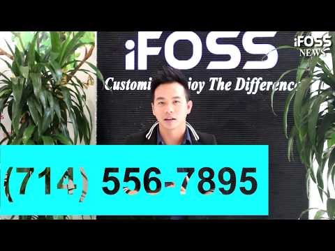 Promotion For Nail Salon from iFOSS Inc. (Southern California)