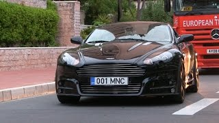 BEST OF Aston Martin SOUNDS 2015 | V8 and V12 ROARS!