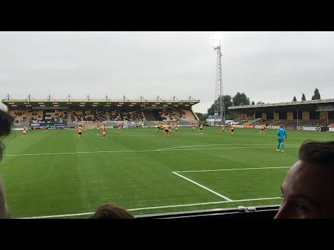Match Of The Day: Cambridge United V  MORECAMBE 2016/17 season Fan Eye View