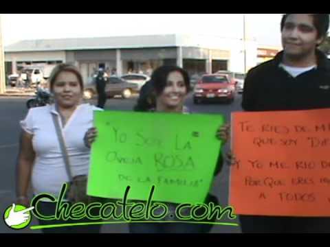Marcha Gay en Ciudad Obregón junio 2011 from YouTube · Duration:  4 minutes 31 seconds