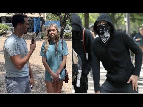Preston Scott - WATCH! UT-Austin Students Arrive on Campus to Threats