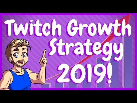How To Grow On Twitch In 2019 - Get Discovered!