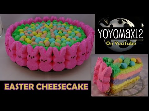 Easter Cheesecake - With Yoyomax12