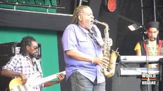 Dean Fraser Live at Reggae Sundance 2013 (NL) August 10, 2013