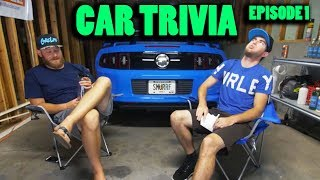 Are You Smarter Than A Car Guy?