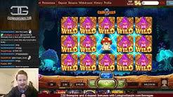 AMAZING win in Chibeasties 2 slot - €4 bet