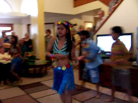 hawaiian presentation