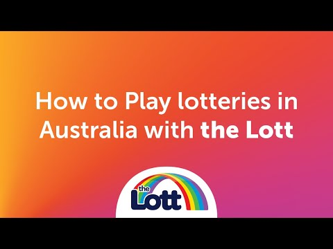How To Play - Lotteries In Australia With The Lott