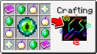 MINECRAFT'S TOP 10 HARDEST CRAFTING RECIPES!