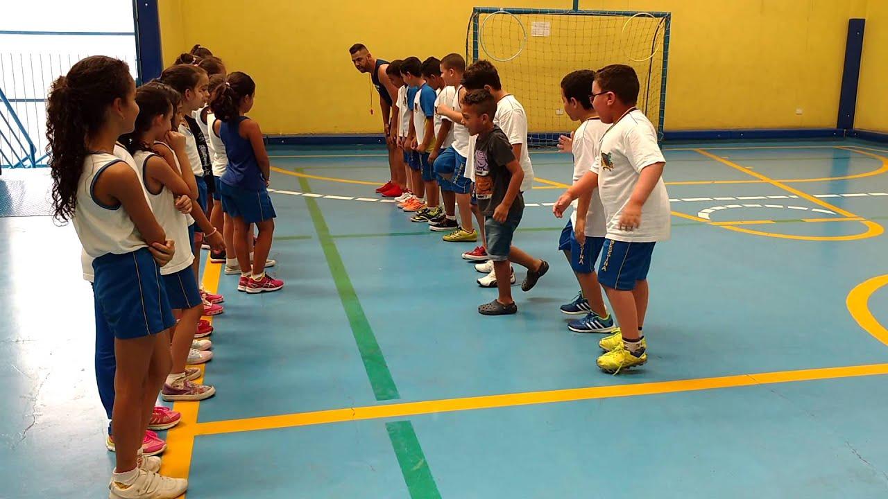 Conhecido Colégio Messina – Educação Física: 3º e 4º ano – Ensino  WD84