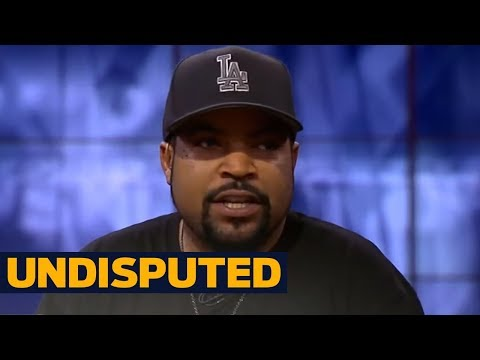 Ice Cube talks Lakers, Raiders move and more | UNDISPUTED