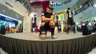 20131222 Woo Guan Dance Studio Christmas Show @ Leisure Mall - SWOLVES