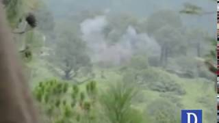 Pak army releases new video of destruction Indian posts