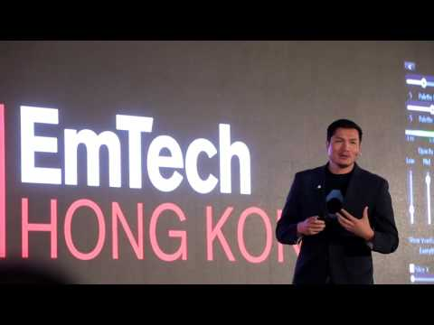 EmTech Hong Kong 2017 - Exploring The Future Of AR VR With HTC Vive